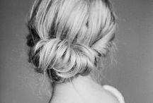 Coiffure pour la mariée / Quelques idées de coiffure pour la mariée