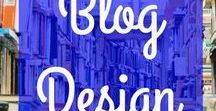 Blog Design / Blogging design tips to help you select blog topics, drive more traffic to your blog, how to design your blog, how to make money blogging, and other blog tips.