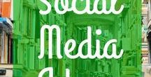 Social Media Ideas / The best social media marketing ideas for bloggers, including strategies and tips for social media marketing. ➳ Contributors: For every pin that you contribute, please pin one from this board as well so that we can keep engagement higher! Please check all links before posting and limit pins to 3 per day.  To be added to the board email me at admin@wordsbyjustin.com
