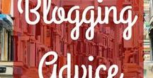 Blogging Advice / Blog advice to help you with starting a blog, figuring out what to blog about, choosing blog topics, finding the best blogging tools, using Pinterest tips to drive more traffic to a blog, and lots of other blogging tips.