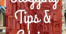 Blogging Tips & Advice / Blog tips and advice to help you with starting a blog, figuring out what to blog about, choosing blog topics, finding the best blogging tools, using Pinterest tips to drive more traffic to a blog, and lots of other blogging tips.