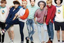 Got7  / ♥️~Members~ JB - Yugyeom - Youngjae - BamBam - Mark - Jackson - Junior - ♥️