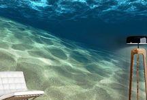 Unter Wasser Welt