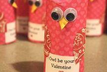 Valentine's Day ideas / by Jennifer Crow