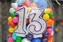 Birthday ideas / by Jennifer Crow
