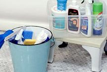 Cleaning Tips / by Angie Byerly
