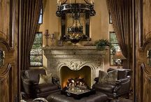 Living Rooms / by Angie Byerly