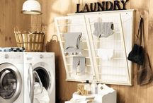 Laundry Room / by Angie Byerly
