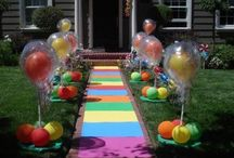 Party Ideas / by Angie Byerly