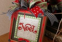 Christmas Crafts / by Angie Byerly