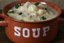 Soups / by Jennifer Crow