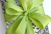 Gift Wrapping / by Angie Byerly