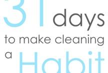 Cleaning Things / Help me get things clean! / by Rebecca McKenzie