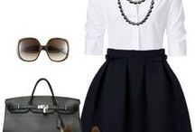 Fashion Board: Summer and Spring