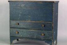 indigo & blue / by Christine Crocker ~ Deerfield Farmhouse