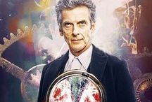 Doctor Who / Definitely a mad man with a box!   / by Brittany Clouser