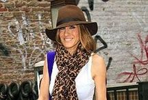 Sarah Jessica Parker- Fashion Icon / Sarah Jessica Parker's fashion style #sjp / by Virginia Browning