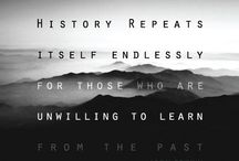 History things / by Heather Nysewander