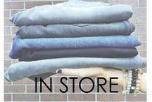 |DISPLAYS| / Our favorite denim products in store across the US and Internationally. We LOVE our retailers