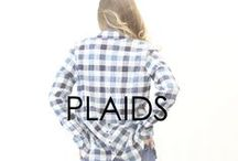 |PLAIDS| / All things fab, and all things plaid.