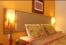 Apartamento Standard - Hotel Via dos Corais / Estes são detalhes de nosso apartamento Standard #Hotel #Apartamento #Praia do Forte