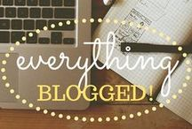 Everything Blogged! / A community board to collect great blog posts! Interested in joining?  Contact Kelsey @ kelseymiklos@gmail.com!