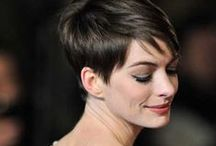 Pixie Cuts / Different and stylish pixie haircut pictures