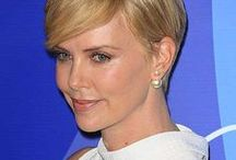 Celebrity Short Hairstyles / Most famous ladies, celebrity short hairstyles