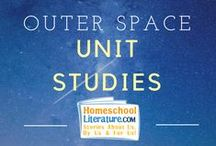 Outer Space Themed Unit Study Resources / Great resources for studying outer space!