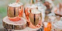 inpiração de casamento - cobre