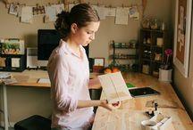 Personal workspace / studio