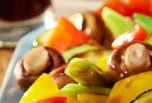 Veggie's Delight / Wir sind hin und veg! Mit diesen vegetarischen und veganen Rezepten gelingen Veggie-Day und Veggie-Every-Day super easy und extra yummy.