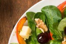 Super Salate / Raus aus dem Beet, rauf auf den Teller! Und SimSALATBim - schon haben wir Salatfreunden ein Lächeln auf die Lippen gezaubert. Klappt auch zu Hause - mit diesen super leckeren Rezepten.