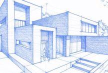 Dibujos arquitectura