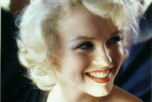 Queen Marilyn / The most genious women on the world.