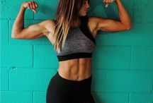 Girly abs
