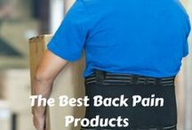 Best Back Pain Products