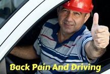 Back Pain And Driving