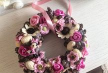 Decor / Handmade decorations