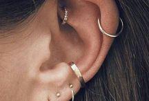 ❝ piercings