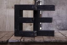 E / by Erin Kate Gouveia