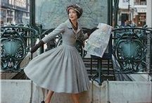 Vintage Style / Dreaming of living in the 50's and 60's and of finding (another) perfect vintage dress.