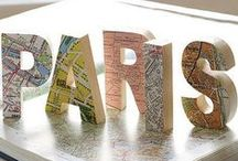 Maps Glorious Maps / I love maps—to decorate with, to travel by, to look at, and to collect.