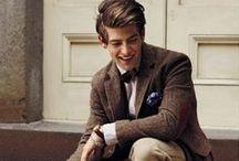 How Men Should Dress / The dream dapper man's style, preferably British.