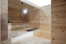 Sauna Ideas and Traditions / The word Sauna is originally Finnish. Sauna is an important part of the Finnish culture.
