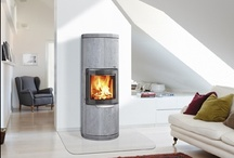 Tulikivi Quick Heaters / Not all homes and holiday homes require a heat-retaining fireplace. Many want a fireplace primarily for those cozy evenings around the fire and as an extra source of heat. Tulikivi's quick heaters are convection fireplaces that heat up quickly. Cladded with soapstone, they also have reasonable heat-retaining properties.