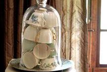 Tea as Home Decor / by ArtfulTea