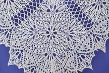 Craftiness!  Crochet! / Inspiration and instruction!  / by Amber Yost
