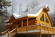 cottages, cabins and hangouts / by Doug Ghering