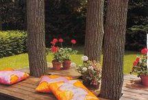 Garden/Outdoor/Deck Ideas